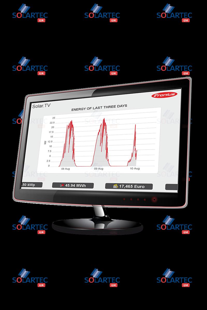Инвертор Fronius Symo 3.0-3-S WEB, 3 кВт
