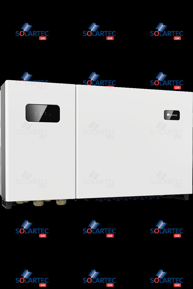 Мережева СЕС 30 кВт на базі інвертора Huawei