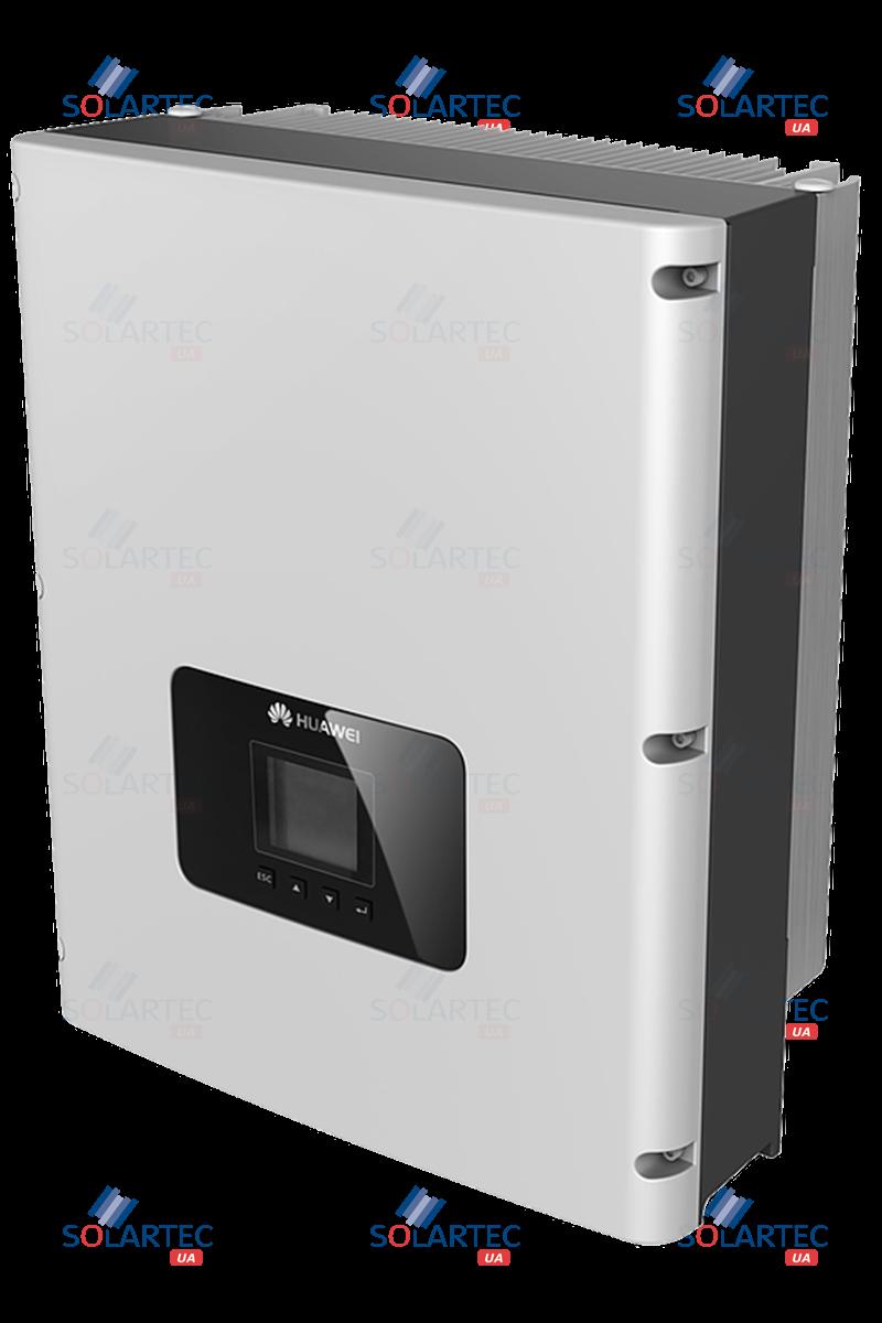 Сетевая CЭС 20 кВт на базе инвертора Huawei